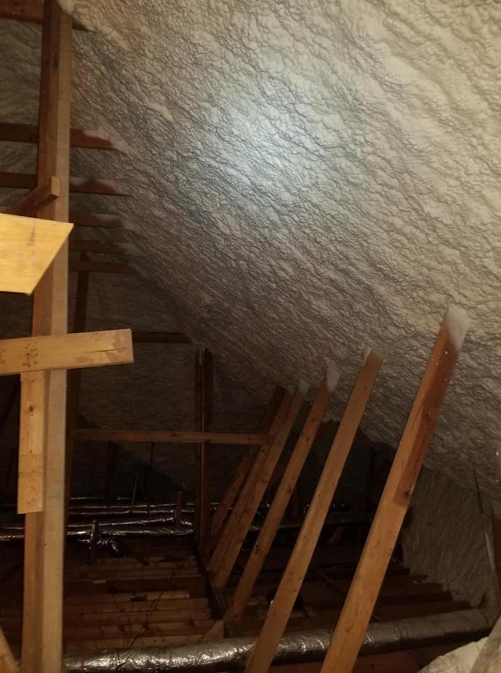 Crawlspace Spray Foam Insulation Nashville