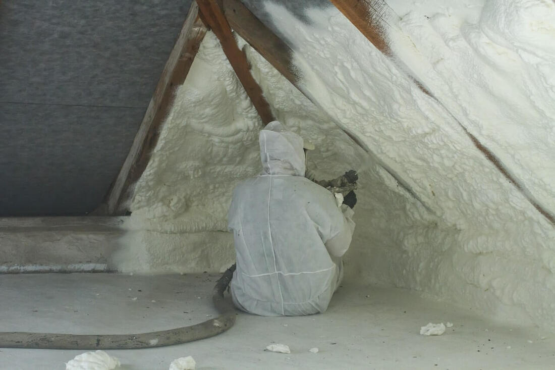 Installer Spray Foam Insulation Nashville