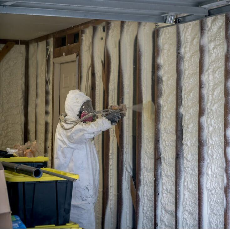 Contractors Spray Foam Insulation Nashville