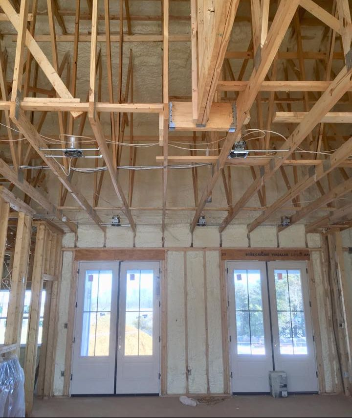 Home Spray Foam Insulation Nashville