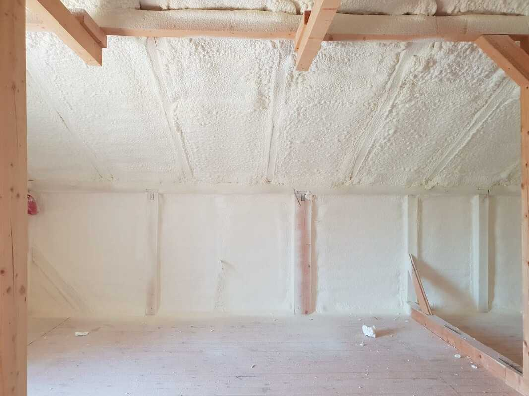 Residential Spray Foam Insulation Nashville